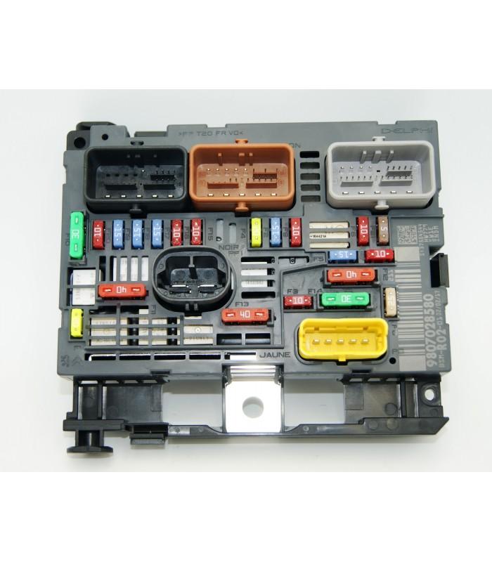 Caja Fusibles Servicio Motor Citroen C5 X7  C4 Picasso